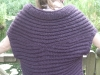 Rowboat Cardi in DROPS Nepal yarn - back