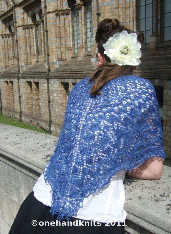 South Kensington Shawl